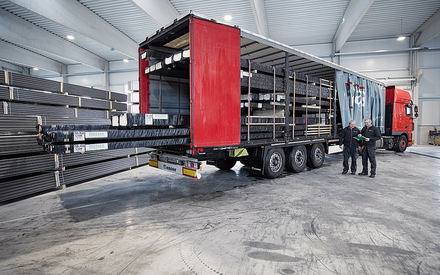 TAZYTRANS Logistik – Ladungsverkehr