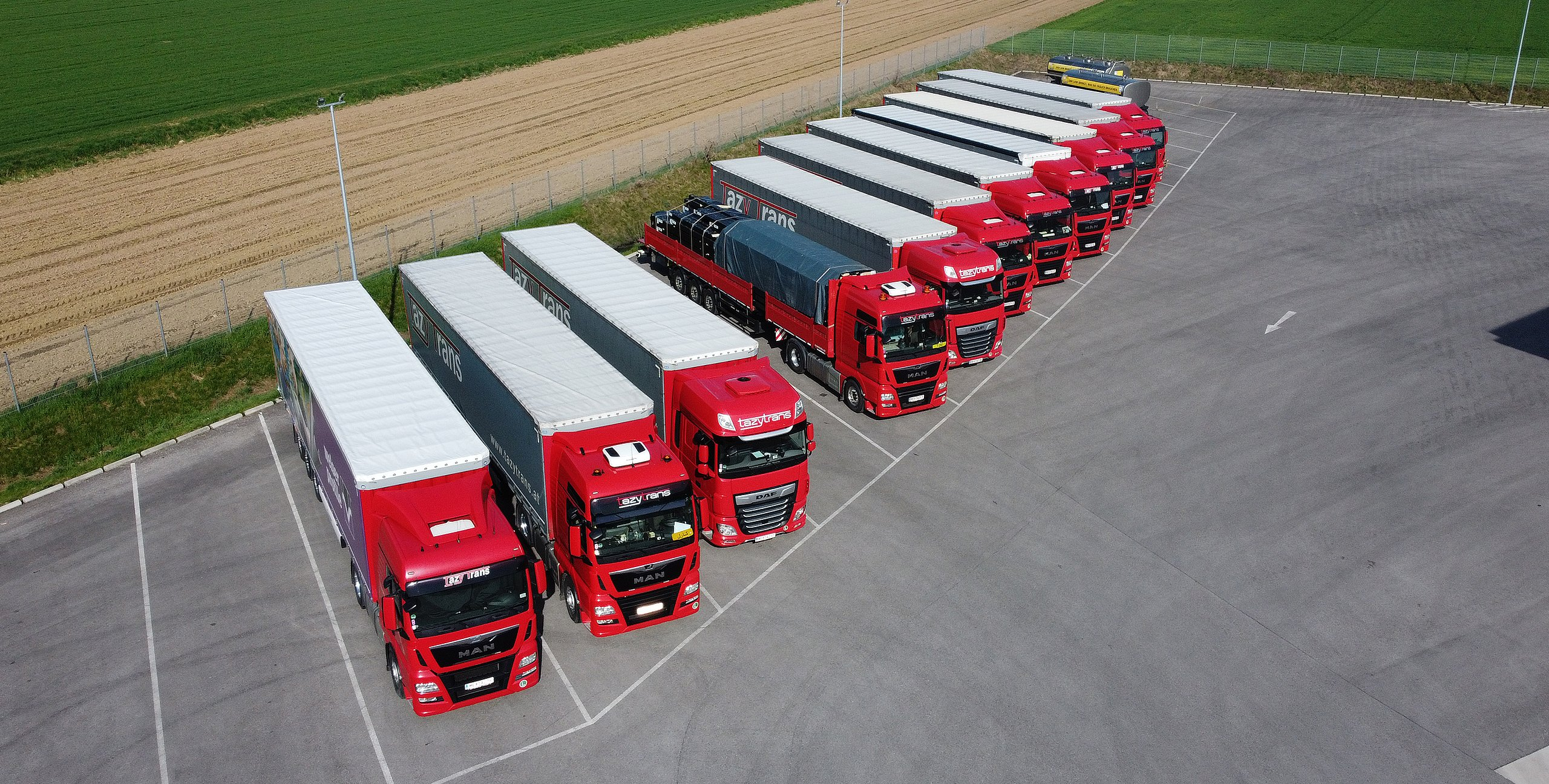 TAZYTRANS Logistik – Downloads